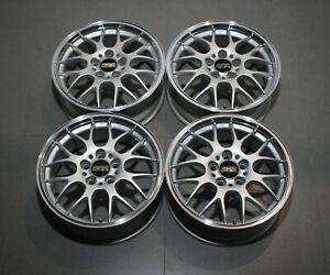 Top Forged Bbs Rg R Rg710 17 Inch 5x114 3 7j Et 42 Wheels Light Rs Rs Gt Lm