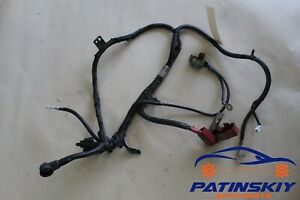 2012 Ford Escape Engine Motor Battery Terminal Wiring Wire Cables Cable Wire 12