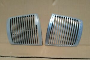 1939 Studebaker Side Grills right And Left Side Grilles 39 Champion Series Only