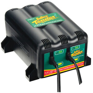 Deltran 022 0165 Dl Wh 2 Bank Battery Tender Plus