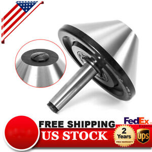 Sale 6 150mm Mt3 Bull Nose Live Center Morse Taper 3 For Lathe Brand New