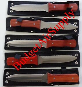 Lot Of 5 Duct Knives By B a s s Hvac Ductboard Better Quality Better Design
