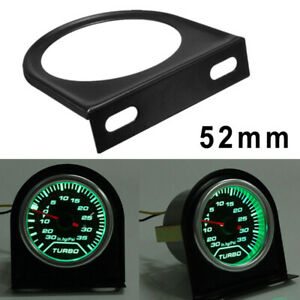 52mm 2 Universal Car Duty Gauge Meter Dash Mount Pod Holder Cup Bracket Sr