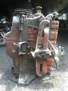 Chevrolet 194 Six Cylinder Complete Engine 1960 s Low Miles Super Gas Saver