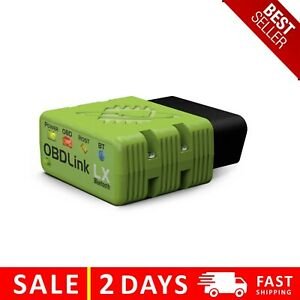 Obdlink Lx Bluetooth Professional Obd Ii Scan Tool For Android