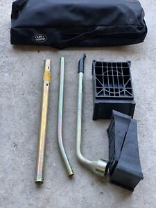 1999 2004 Land Rover Discovery Series 2 Spare Tire Tools Kit