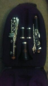 Roy Benson CB 417 Professional Clarinet w backpack Brand New still in box