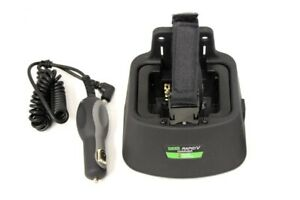 Motorola Vehicle Charger Wau Rapid V Charger Mototrbo Impres Xpr new