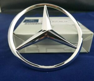 117 Fits Mercedes Rear Trunk Tailgate Emblem Logo Star Badge Cla 250 Cla45 13 19