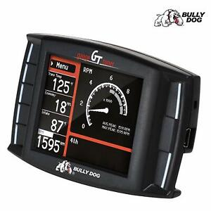 Bully Dog 40417 Gt Platinum Gas Diagnostic And Performance Tuner With 4 Tunes