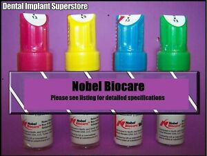 Nobel Biocare Active Internal Np 3 5 X 13mm Exp 2021 01