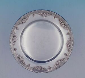 Sir Christopher By Wallace Sterling Silver Dessert Plate 2899 91 3388