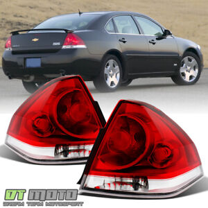 2006 2013 Chevy Impala Tail Lights Brake Lamps Replacement 06 13 Pair Left right