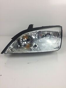 2004 2005 2006 2007 Ford Focus Zx3 Drivers Side Left Headlight Assembly