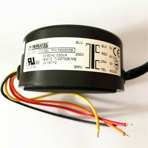 Noratel Toroidal Transformer 30va 50 60hz New