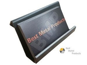 Aluminium Business Card Holder Display Desktop Stand Cellphone Holder 1500103