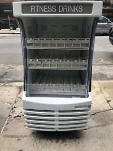 Beverage Air Open Case Cooler Only Open For Two Months Model Bz13 1 w
