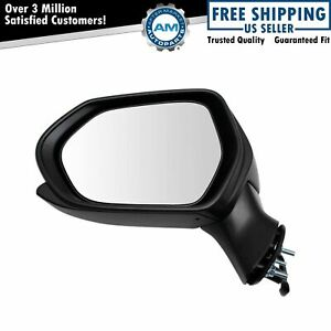 Exterior Side View Door Mirror Power Paint To Match Lh Left For Toyota Camry New