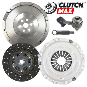 Stage 2 Clutch Kit slave Cyl flywheel For 2000 2004 Ford Focus 2 0l Dohc 5 speed