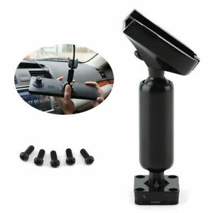 Portable Rear View Mirror Mounting Bracket For Honda Toyota Chevrolet Buick Ford