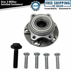 Front Wheel Hub Bearing Assembly For Audi Vw New