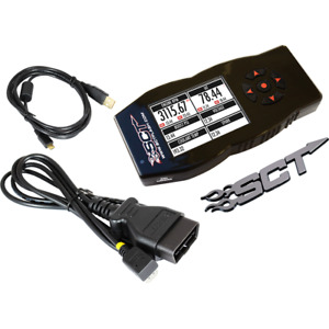 Sct X4 Power Flash Tuner Programmer For Ford Powerstroke 7 3 6 0 6 4 6 7 7015