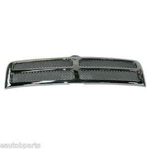 New Front Grille For Dodge Ram 3500 Ram 2500 Ram 1500 Ch1200178