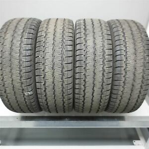 235 65r16c Continental Vancontact A s 121r Tire 11 32nd Set Of 4 No Repair