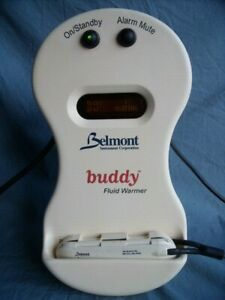 Belmont Buddy Fluid Warmer Power Module Working W Warranty C39