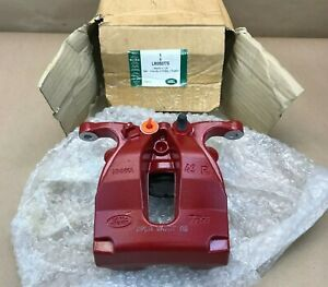 New 2014 2015 2016 Range Rover Sport Supercharged Rear Right Brake Caliper Red
