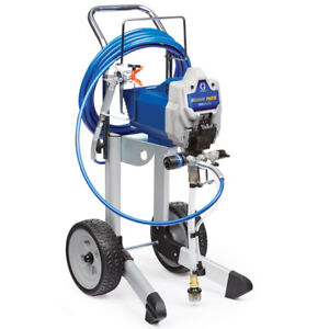 Graco Magnum Pro X19 Cart Airless Paint Sprayer 17g180 Prox19 New Gun