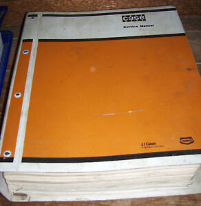 Case W36 Articulated Front End Wheel Loader Repair Service Manual 9 66873 536