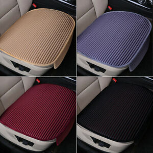 Universal Car Seat Cover Ice Silk Breathable Chair Cushion Top Pad Mat Protector