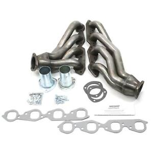 Patriot Exhaust H8013 Clippster Header 67 81 Camaro Bbc Raw