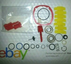 Ingersoll Rand 2135 Tk2 Tune Up Kit 2135 K75 Button Kit 2135 D93 Red Trigger