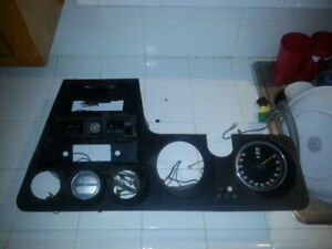 Opel Gt Electric Dash Assembly