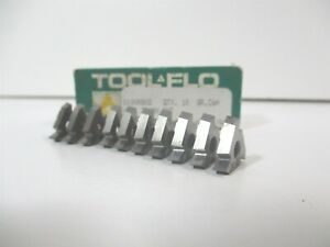 Tool flo 130 05 Lpga 32 C6 Neutral Internal Threading Inserts Gp 6 10 Pieces