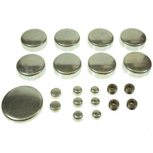 Sbc 350 Freeze Frost Plug Set Small Block Chevy 283 305 327 Melling Mpe100r