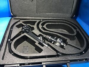 Olympus Cf q160al Colonoscope Endoscope Tested With 30 Day Warranty And Case