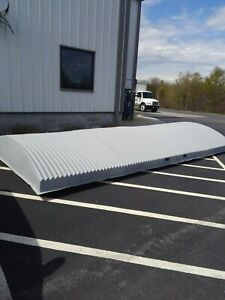 Roll Off Container Dumpster Lid