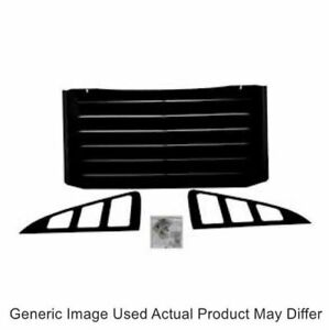 Astra Hammond 10516 Metal Rear Window Louvers For Camaro And Firebird 1975 1981