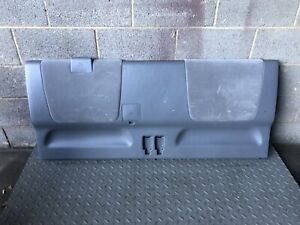 2008 Toyota Tacoma Extended Cab Rear Upper Seat Used