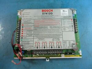Bosch D7412g Digital Security Alarm Control communicator Panel Board Assembly