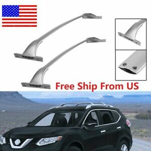 For 2014 2019 Nissan Rogue Roof Rack Cross Bar Luggage Carrier Free Ship From Us