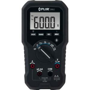 Flir Trms Digital Multimeter Non contact Voltage Nist Ac Dc Detector Tester Tool