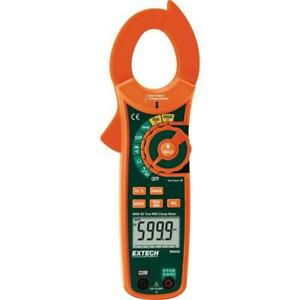 Extech Instruments 600 Amp True Rms Ac Clamp Meter With Ncv Voltage Tester Tool