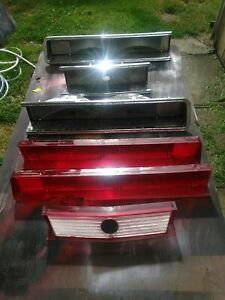 71 Amc Javelin Amx Tail Lights