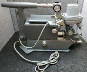 Sorvall Porter blum Mt 1 Ultra Microtome 15400 Light Source Bausch Lomb 0 7x 3x