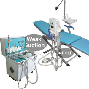 Dental Folding Chair Flushing System Water Supply Weak Suction 4h delivery Unit