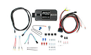 Msd 64253 6al Digital Ignition Box With Rev Limiter Free Shipping